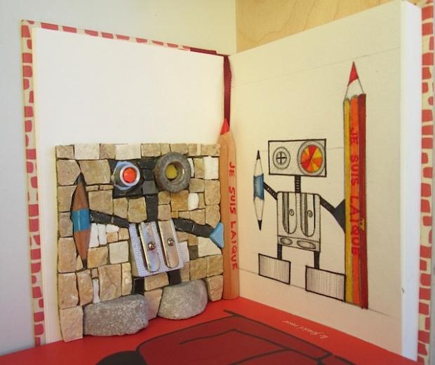 disegno e mosaico