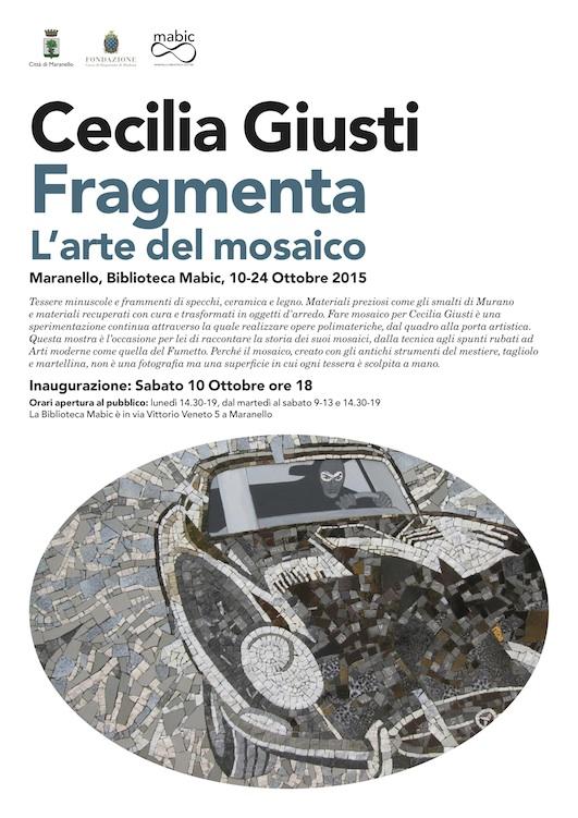 Esposizione musiva: Mabic di Maranello
