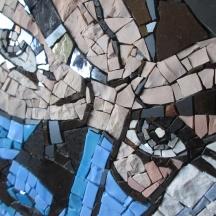 Diabolik, 20x20, detail