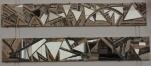 Frag 20x120, mosaic mirrors