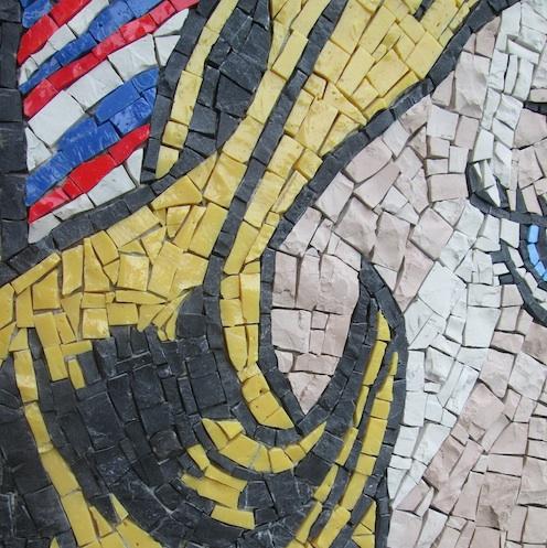 Lichtenstein detail