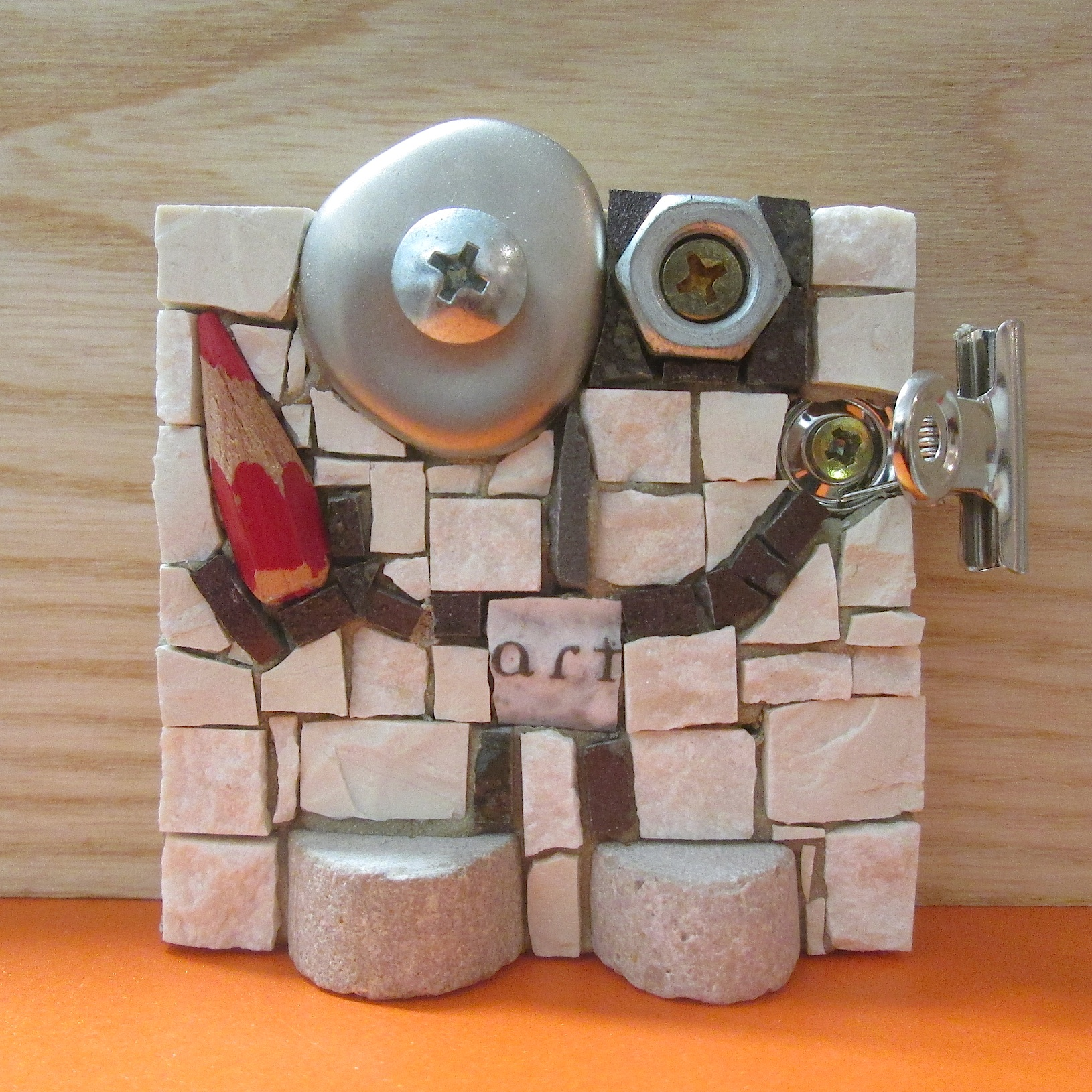 Art, Funny robot