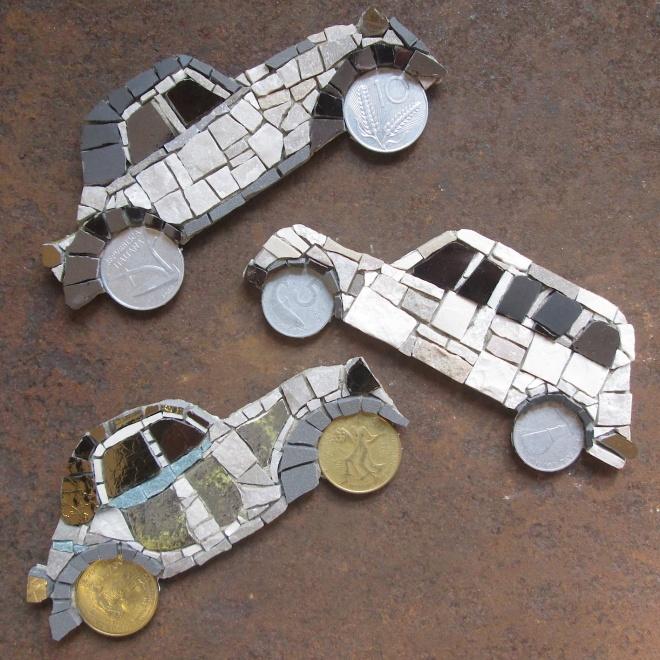 CARS, art magnets