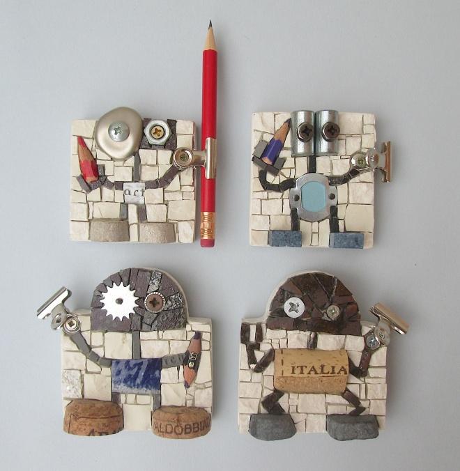 Clip robots, piccolo gruppo