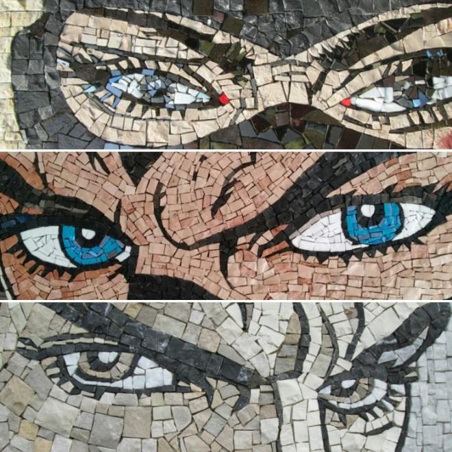 Gli occhi di Diabolik