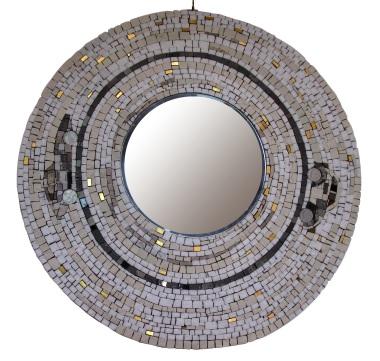 specchio con macchinine