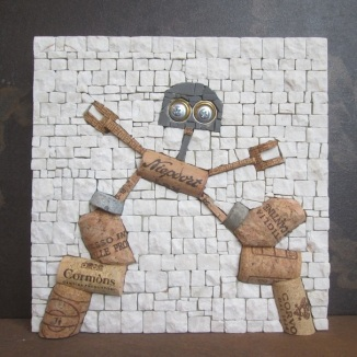 Niepoort, cork art
