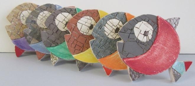 RAINBOW FISH 6