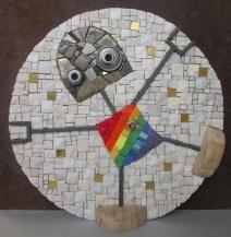 Rainbow Zampa 27cm