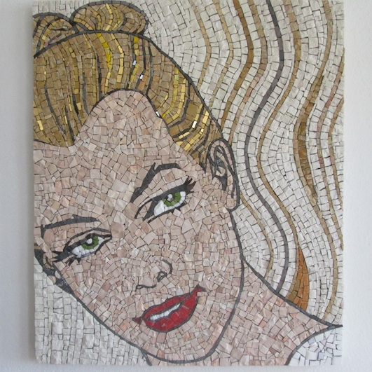 Eva Kant, 43x50x2 (cm)