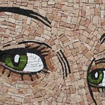 Mosaico di Eva Kant
