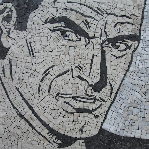 Mosaico di GINKO Diabolik