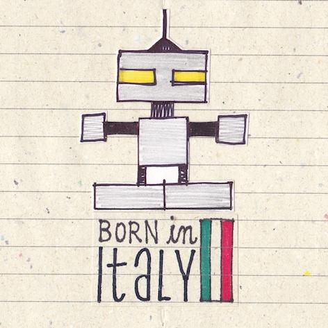 Robottino, born in Italy, made in Modena