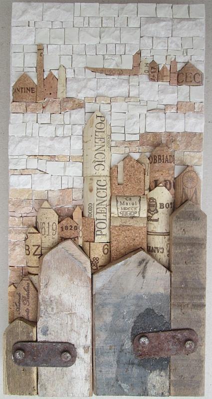 Landscape no.3, 15x30x4,5 (cm)