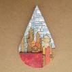 mosaic drop