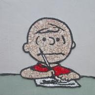 Mosaico di Charlie Brown