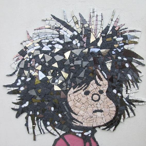 Mosaico di Mafalda