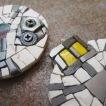 RobotA e RobotB, detail
