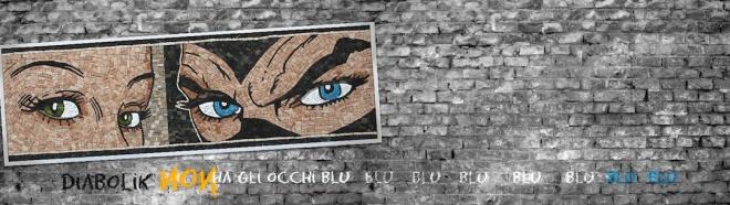 Diabolik non ha gli occhi blu