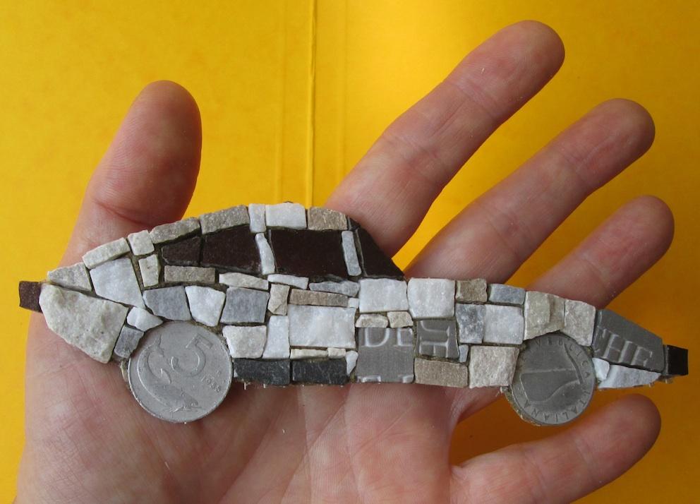 Jaguar E. Type, art magnet