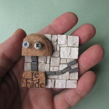 LE FADE art magnet 5x5