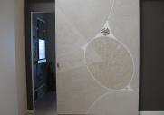 SABBIA artistic door
