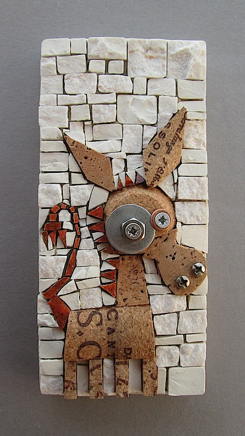 CIUCHINO cork donkey