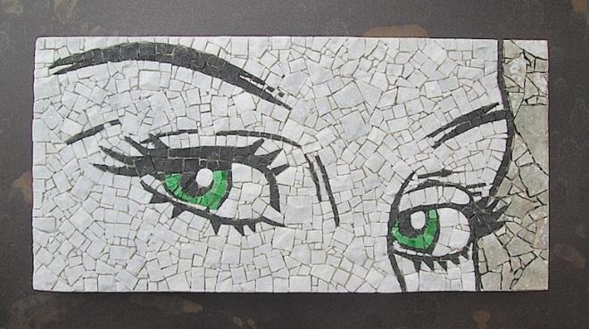 EVA KANT, mosaico sx