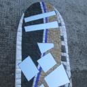 Specchio skateboard, det. 1