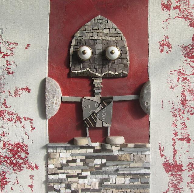 FRAGMENTA ROBOTS robottino medievale