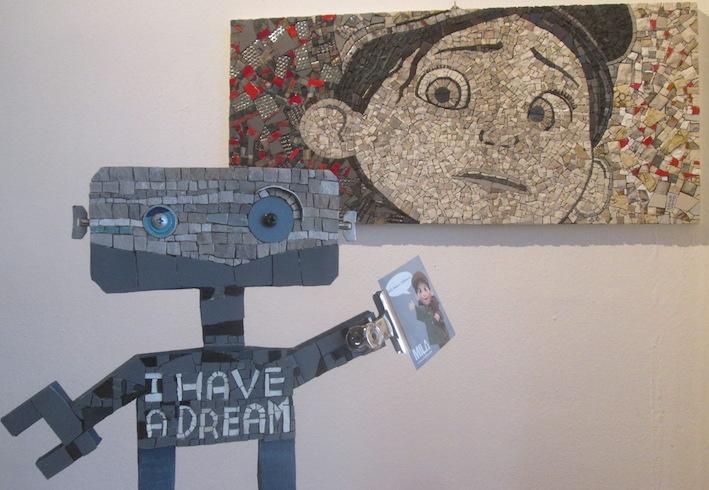 #fragmentarobots #milafilm