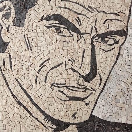 Mosaico di Ginko